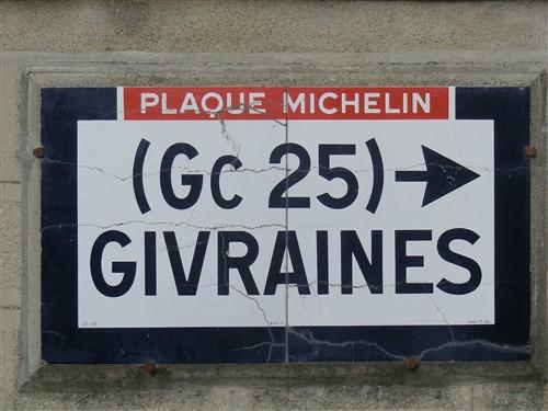 Panneaux MICHELIN, TCF, ACF ou autres Est20114