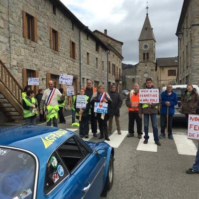 Rallye Monte Carlo Historique 2016 - Benoît/Stéphane - Page 13 Manif_10