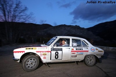 Rallye Monte Carlo Historique 2016 - Benoît/Stéphane - Page 11 Peu1er10