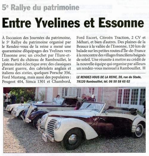Le Rallye du Patrimoine du 20 septembre 2015 - Page 4 Rapa1510