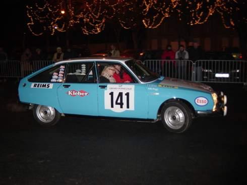Rallye Monte Carlo Historique 2016 - Benoît/Stéphane Rmch0911