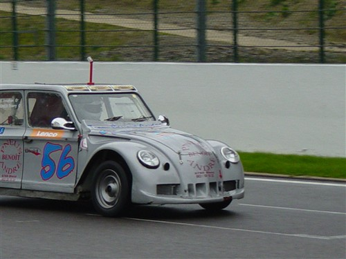 2 CV de course Spa2cv11