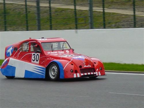 2 CV de course Spa2cv12