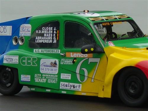 2 CV de course Spa2cv13