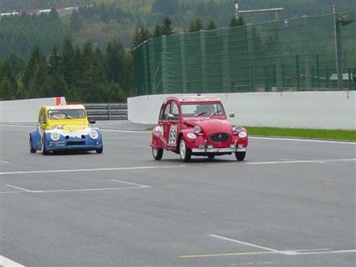 2 CV de course Spa2cv16