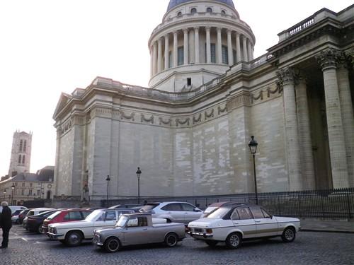 La Traversée de Paris en anciennes, 10 Janvier 2016. Trpaja13