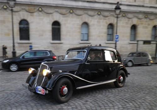 La Traversée de Paris en anciennes, 10 Janvier 2016. Trpaja20