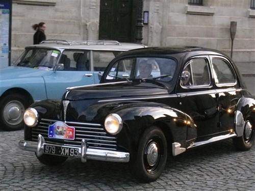 La Traversée de Paris en anciennes, 10 Janvier 2016. Trpaja26