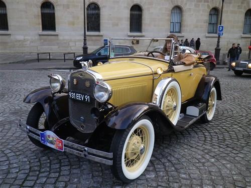 La Traversée de Paris en anciennes, 10 Janvier 2016. Trpaja28
