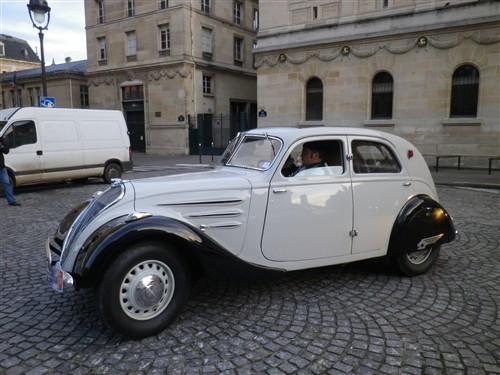 La Traversée de Paris en anciennes, 10 Janvier 2016. Trpaja29
