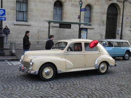 La Traversée de Paris en anciennes, 10 Janvier 2016. Trpaja32