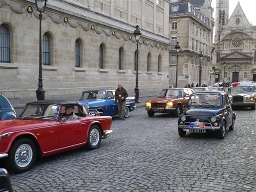 La Traversée de Paris en anciennes, 10 Janvier 2016. Trpaja34