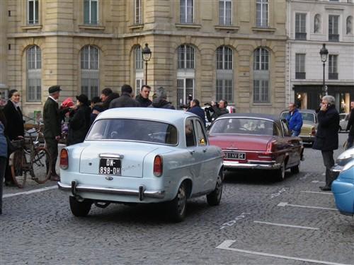 La Traversée de Paris en anciennes, 10 Janvier 2016. Trpaja47