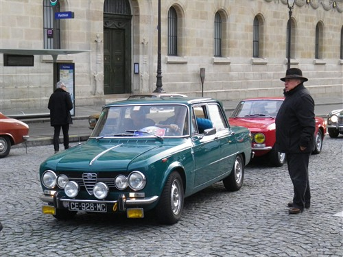 La Traversée de Paris en anciennes, 10 Janvier 2016. Trpaja48