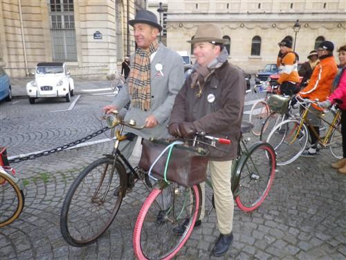La Traversée de Paris en anciennes, 10 Janvier 2016. Trpaja50