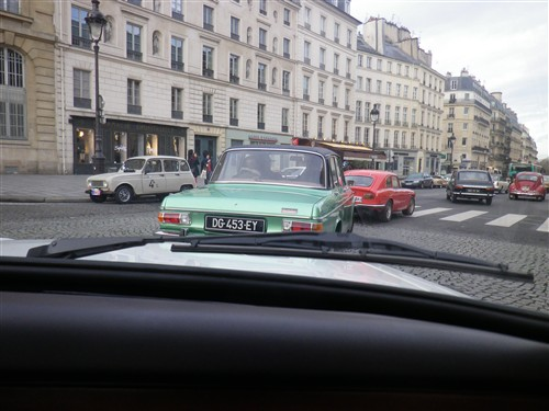 La Traversée de Paris en anciennes, 10 Janvier 2016. Trpaja56