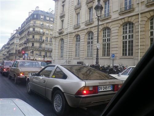 La Traversée de Paris en anciennes, 10 Janvier 2016. Trpaja57