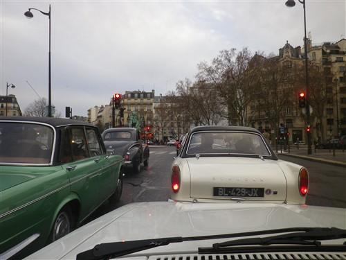 La Traversée de Paris en anciennes, 10 Janvier 2016. Trpaja59