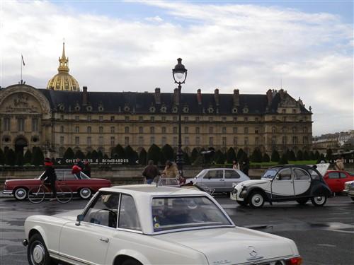 La Traversée de Paris en anciennes, 10 Janvier 2016. Trpaja64