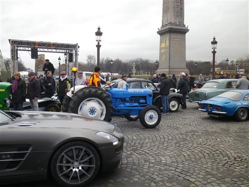 La Traversée de Paris en anciennes, 10 Janvier 2016. Trpaja84
