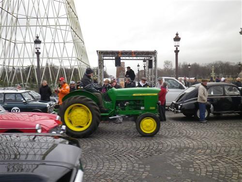 La Traversée de Paris en anciennes, 10 Janvier 2016. Trpaja85