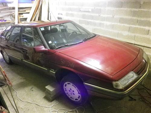 Citroën XM, histoire d'un sauvetage. Xm_00910