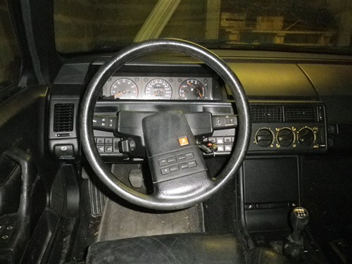 Citroën XM, histoire d'un sauvetage. Xm_01311