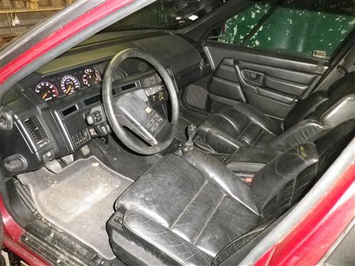 Citroën XM, histoire d'un sauvetage. Xm_01610