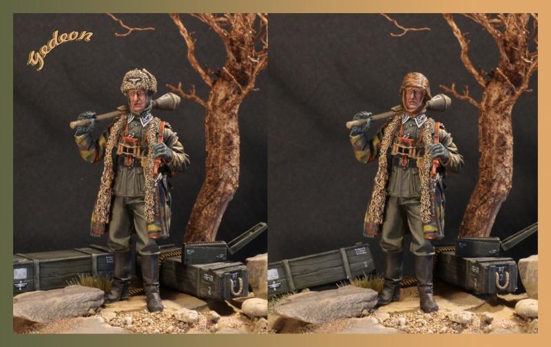 German SS officier 1/35 (marque :SK miniatures) Camouf11