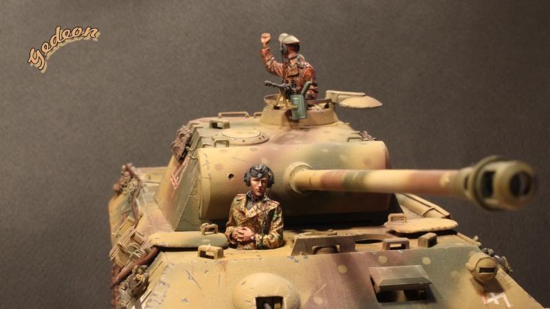 Figurine Alpine 1/35 (ref:35139 WSS Panzer Commander) Equipa10