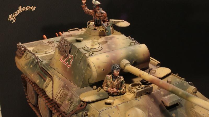 Figurine Alpine 1/35 (ref:35139 WSS Panzer Commander) Equipa11