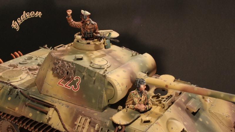 Figurine Alpine 1/35 (ref:35139 WSS Panzer Commander) Equipa15