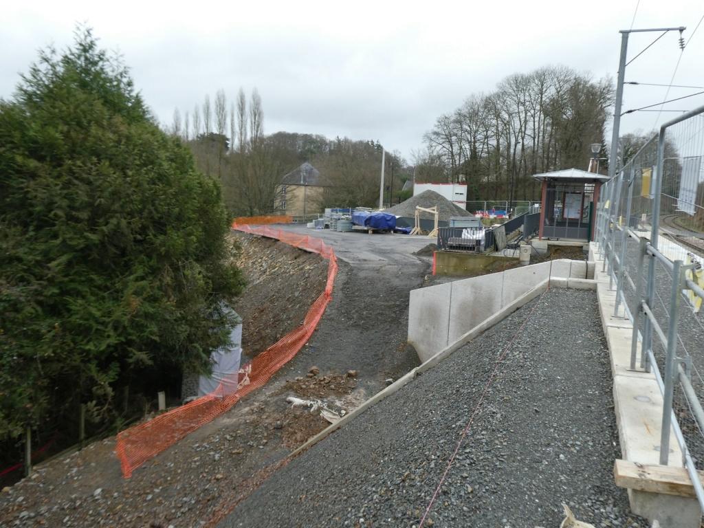 8 ans après le drame du PN, mise en service du viaduc de St Médar/I E_p10210
