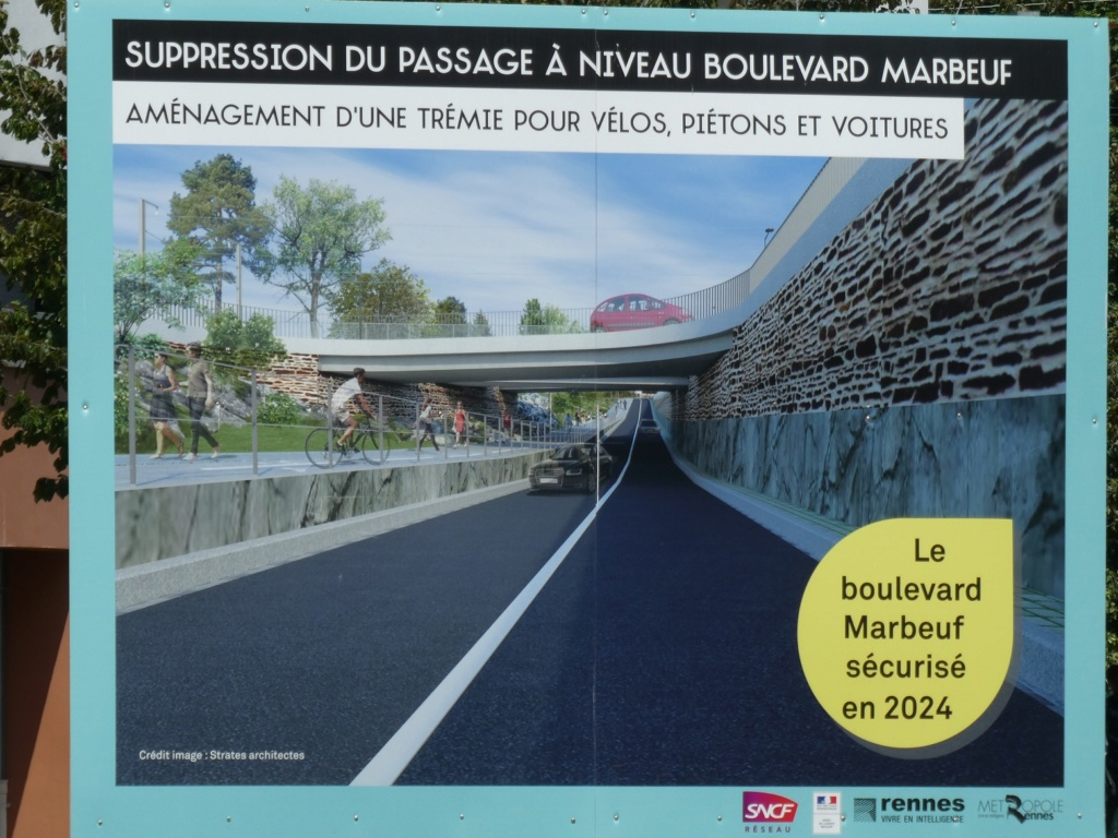 Suppression du PN 193 à Rennes P1010012