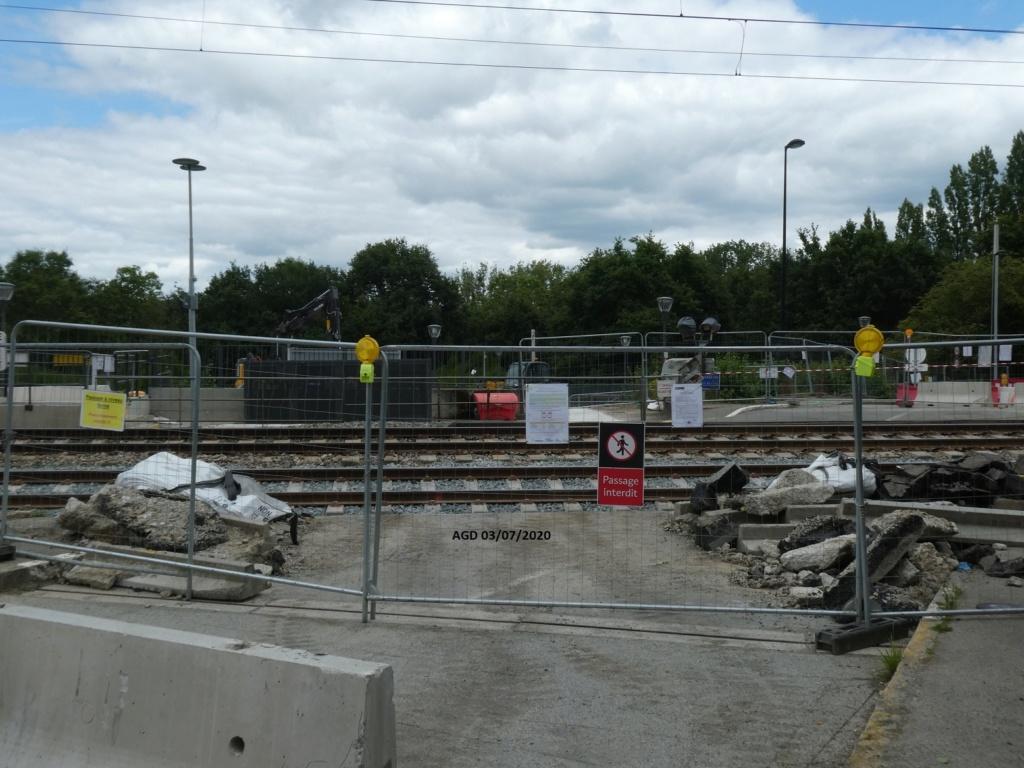 8 ans après le drame du PN, mise en service du viaduc de St Médar/I P1030610