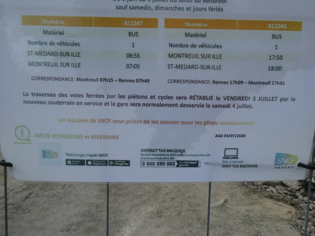 8 ans après le drame du PN, mise en service du viaduc de St Médar/I P1030613