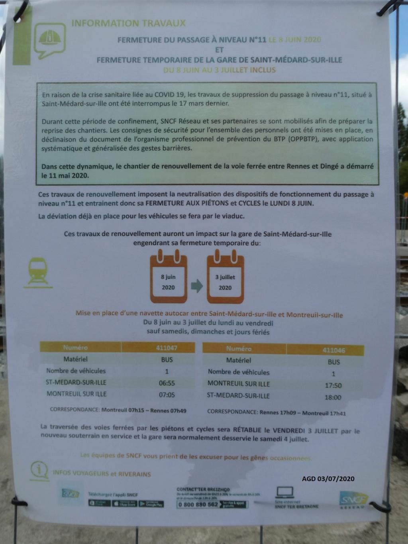 8 ans après le drame du PN, mise en service du viaduc de St Médar/I P1030614