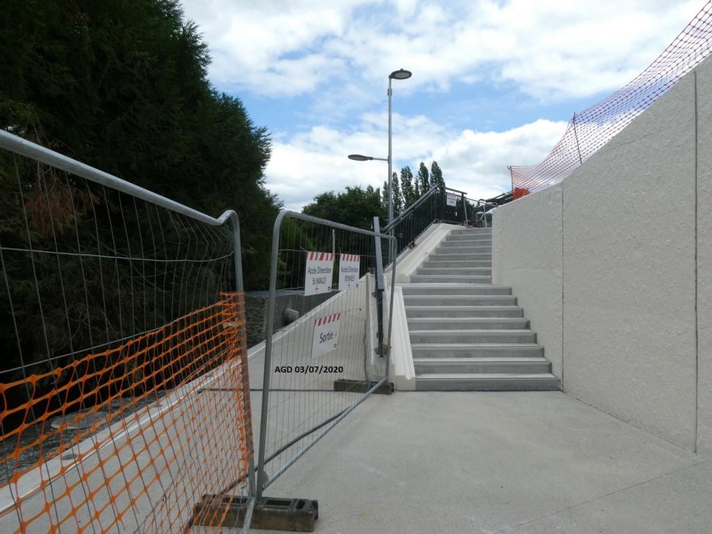 8 ans après le drame du PN, mise en service du viaduc de St Médar/I P1030617