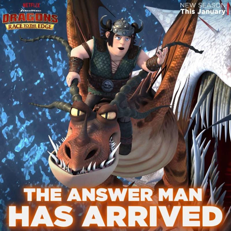 Dragons saison 3 : Par delà les rives [Avec spoilers] (2015) DreamWorks 12239210