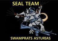 Seal`s swamprats Asturias
