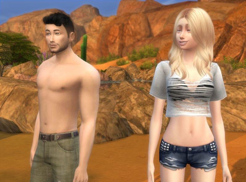 [Abandon]Brody et Angel : Le Crash 07-02-25