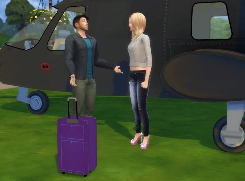 [Abandon]Brody et Angel : Le Crash 08-02-15