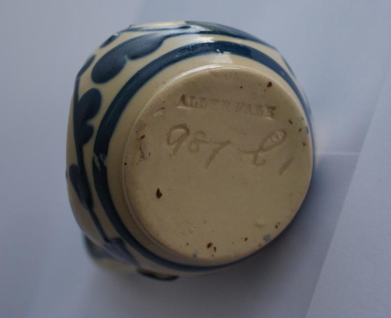 Aller Vale Pottery, Torquay (Devon) Dsc02711
