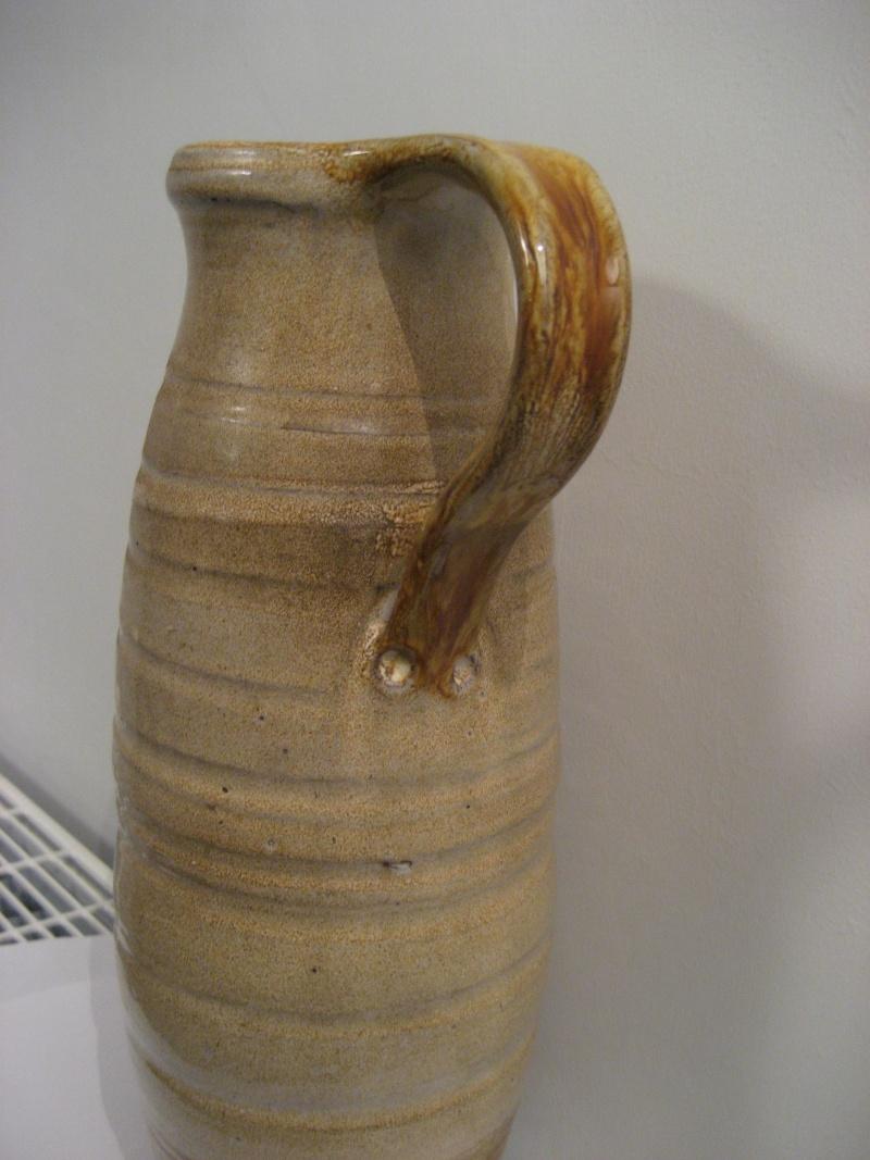 Tall Earthenware Vase  Img_2114