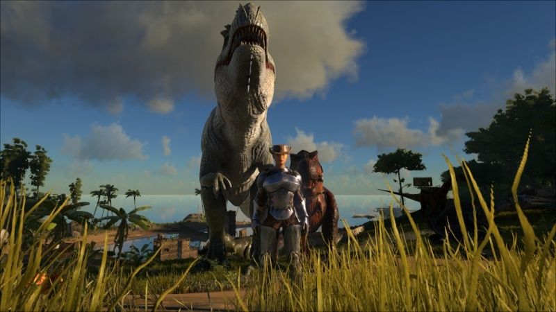 Ark survival evolved  Gigano10