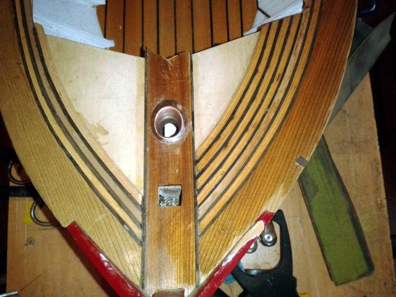 Pinasse du bassin d'Arcachon au 1/10ieme d'après plan bateau modèle de 1995 - Page 3 2015-125