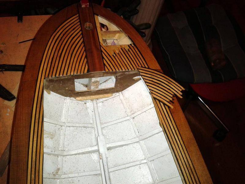 Pinasse du bassin d'Arcachon au 1/10ieme d'après plan bateau modèle de 1995 - Page 4 2016-015