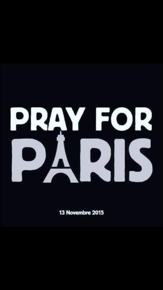 France, Paris attacks... Spare a moment 12219311