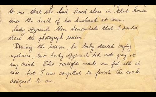 """""""The Strange Lady"""" - Solutions des énigmes et traduction des lettres Baby_s10"""