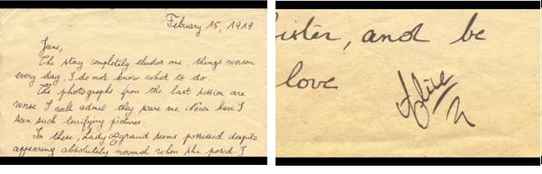 """""""The Strange Lady"""" - Solutions des énigmes et traduction des lettres Truuuu10"""